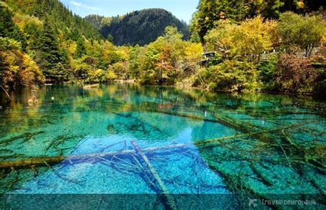clearest lake in china facts 10 most clear water lakes beaches
