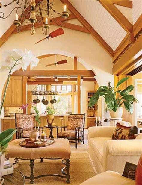 hawaiian decor aloha style tropical home decorating ideas