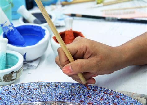 fliesen zum bemalen keramik selbst bemalen 187 anleitung in 4 schritten