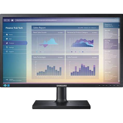 Monitor Samsung B1930n Lcd samsung s27e450d 27 quot 16 9 lcd monitor s27e450d b h photo