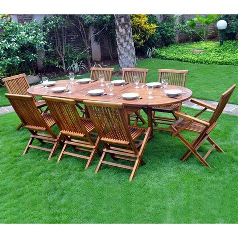 Table Jardin Bois 2527 by Come Sistemare E Decorare Un Giardino