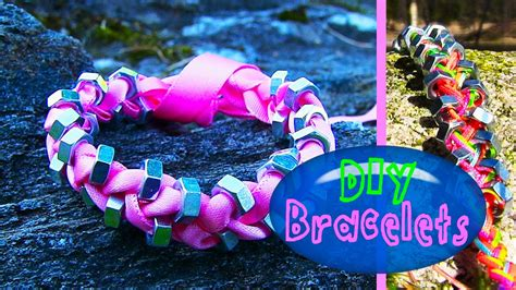 how to make bracelets with diy string ribbon bracelet with how to make
