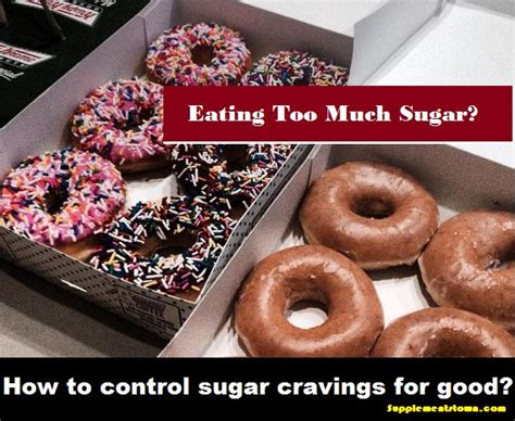 supplement to stop sugar cravings how to stop sugar cravings detox sugar addiction naturally