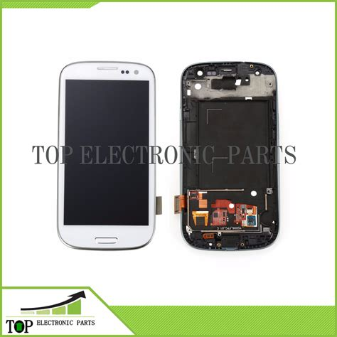 Kaca Lcd Samsung S3 Gt I9300 aaa for samsung samsung galaxy s3 i9300 gt i9300 lcd ᐂ display display touch screen digitizer