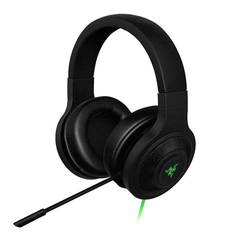 Headset Razer razer kraken usb essential 7 1 surround sound gaming headset for pc mac ps4 ebay