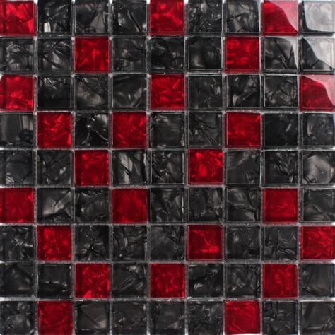 Metallic Kitchen Backsplash glass kitchen picture more detailed picture about red