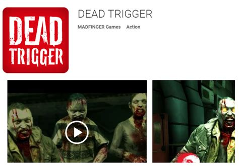 download game dead trigger 2 mod apk terbaru dead trigger v1 9 0 mega mod android apk game download