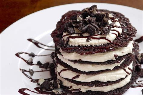 let s get flipping 40 pancake recipes to celebrate pancake day around the world books these bomb oreo pancakes let you eat dessert for breakfast