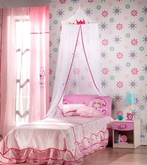 pretty wallpaper for bedroom pretty pink bedroom floral wallpaper beautiful classic girls room design olpos design