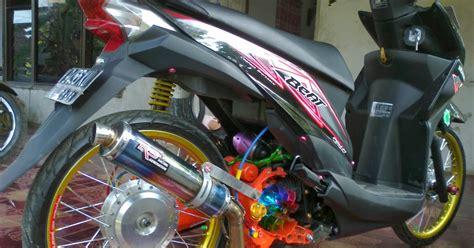 Cvt Mio J Pelangi Motor modifikasi honda beat bagian cvt modifikasi motor