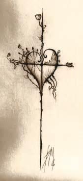 tattoo cross by stevem182 on deviantart