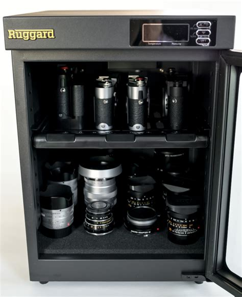 ruggard electronic dry cabinet 30l first look of the new ruggard electronic dry cabinet for