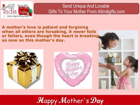 day gifts for him india mothers day gifts to india buy s day gifts