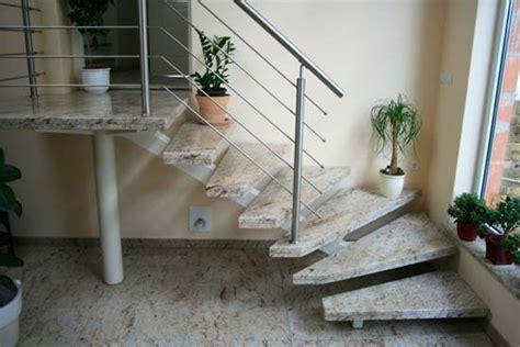 innen wie außen treppe idee stein