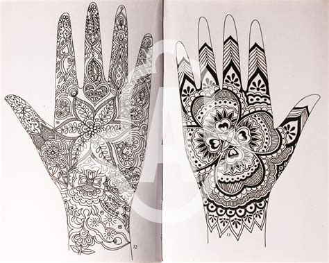henna tattoo book new imported henna design books just in artistic adornment