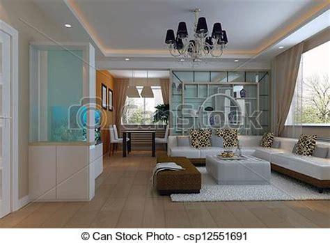 inneneinrichtung wohnzimmer modern stock illustration inneneinrichtung wohnzimmer