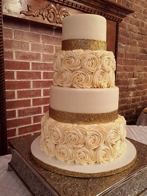 pattern cakes pinterest rosette wedding cake made with cake couture fondant and