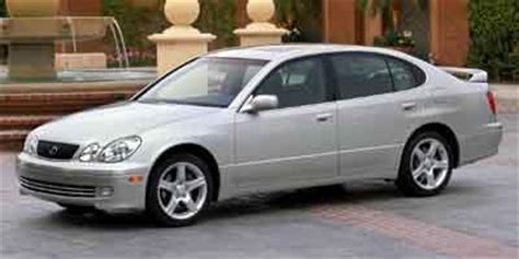 lexus models 2003 2003 lexus gs 430 values nadaguides