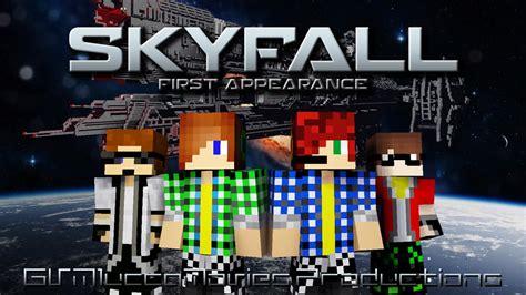 filme schauen minecraft the first movie skyfall first appearance minecraft short animated film