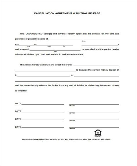 rto partnership agreement template image collections
