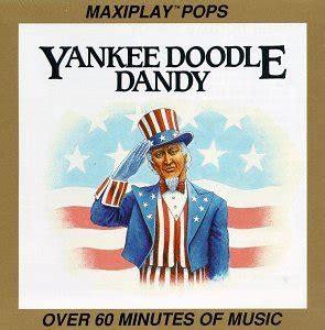 yankee doodle listen yankee doodle dandy