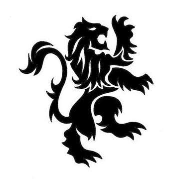 british lion tattoo designs tattos design designs