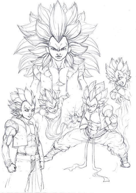 gotenks by obi1knobi on deviantart