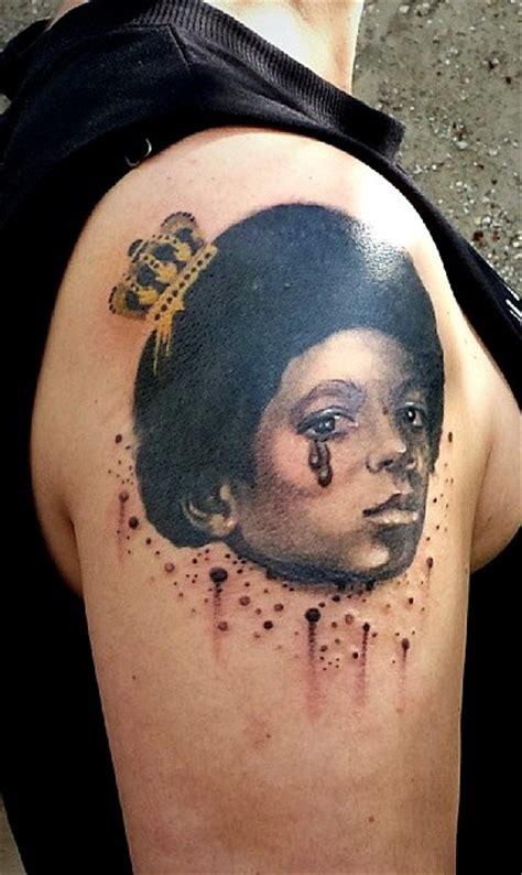 michael jackson tattoos michael jackson by louis santos leeds