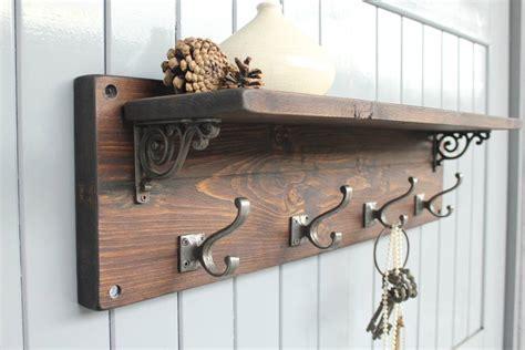 Coat Hook And Shelf by Reclaimed Wood Coat Hook Shelf By M 246 A Design
