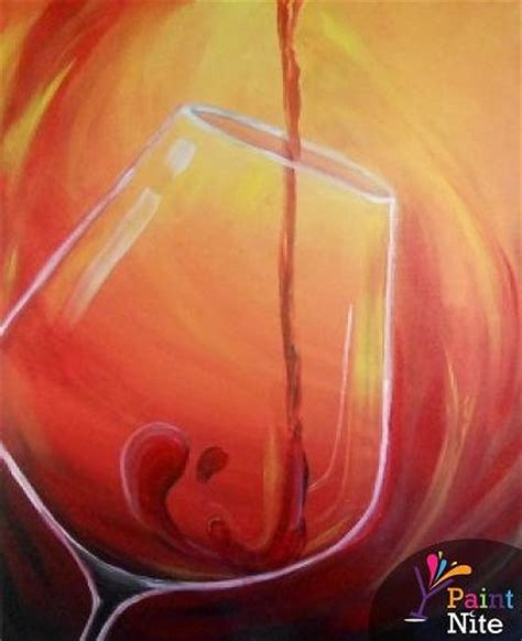 paint nite groupon new hshire paint nite wine 1
