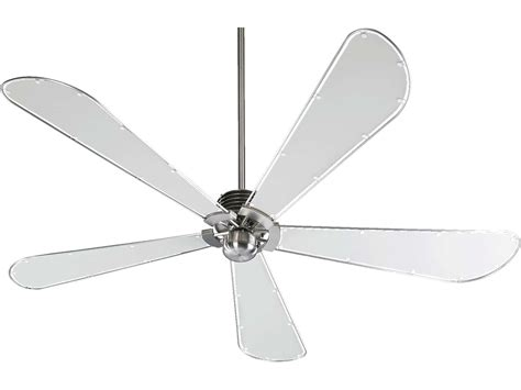 Ceiling Fan Dragonfly by Quorum International Dragonfly Satin Nickel 72 Inch Indoor Ceiling Fan 59725 65