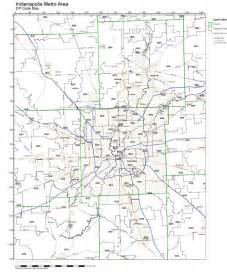 Indiana Zip Code Map by Workingmaps Com Zip Code Maps