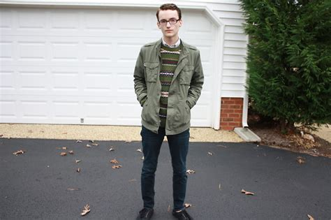 Sweater Vans Army B Outfitters All Jacket