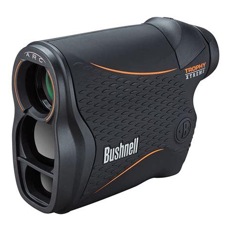 Bushnell 4x20mm Trophy Xtreme Laser Rangefinder 202645 bushnell trophy 4x20 xtreme black monocular laser rangefinder 202645