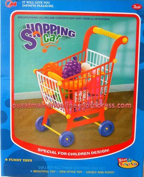 Keranjang Mainan keranjang belanja 171 pusatmainanonline