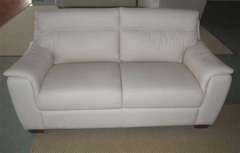 offerte divani pelle divano nicoline salotti micron in pelle scontato 66