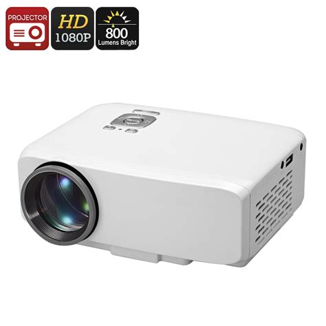 Projector Mini Led Cree wholesale gp9s mini projector portable projector from china
