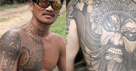 Tato Suku Dayak Dan Artinya   seni tato di berbagai suku dan bangsa ninja cyber