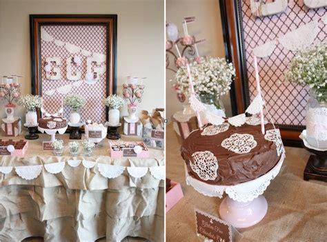 early bridal shower ideas kara s ideas shabby chic communion birthday inspiration kara s ideas