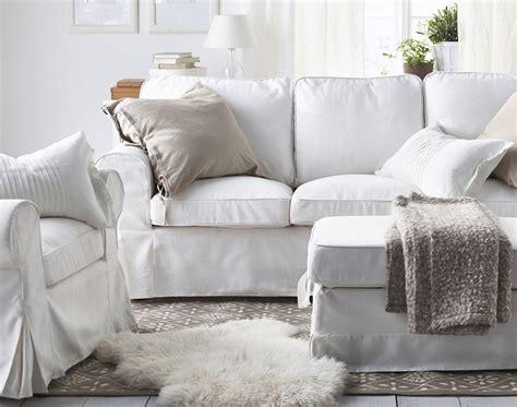white ektorp sofa ektorp series ikea