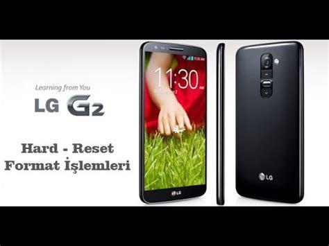 reset general lg lg g2 hard reset wipe borrado general ls980 d802 d800 d805