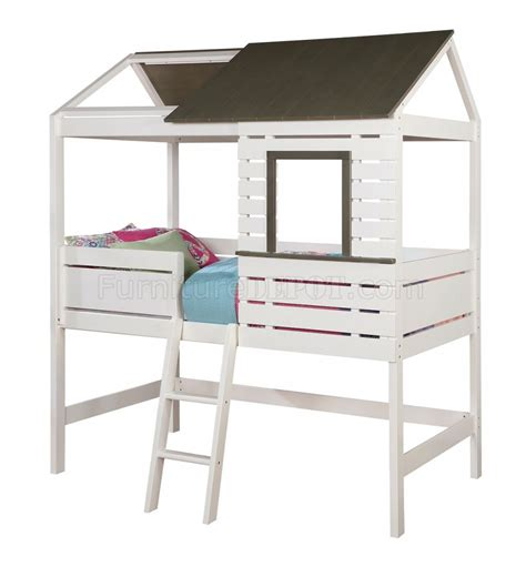 Size Junior Loft Bed by Junior Size Bunk Beds Junior Loft Bed In White Finish