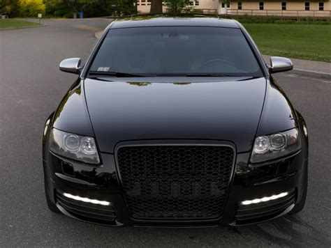 Audi A6 C6 Front Grill by K 252 Hlergrill Audi A6 4f 4f2 C6 2004 2011 Rs Design Front