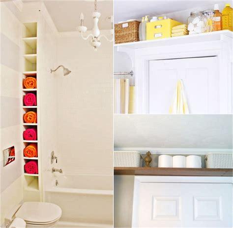 kreative badezimmer lagerung ideen ideen f 252 rs bad g 252 nstige dekorationen und mehr stauraum