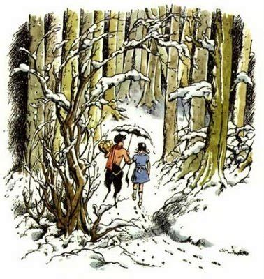 the archer narnia story chapter the the witch and the wardrobe by c s lewis