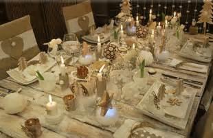 Martha Stewart Christmas Table Centerpieces - decorazioni per la tavola di natale chic eco friendly aspettando natale