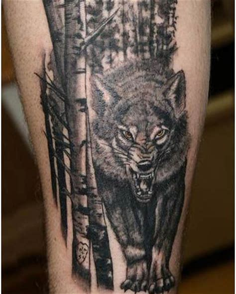 best wolf tattoos our top 10 pinterest wolves