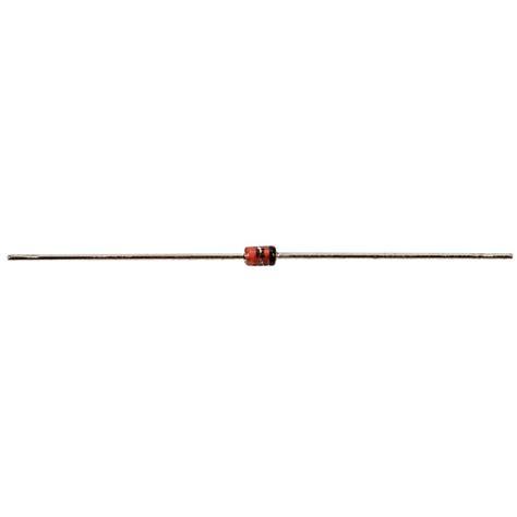 24v diode vishay bzx85c24 24v 1 3w zener diode rapid