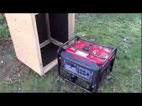 generator box baffle box