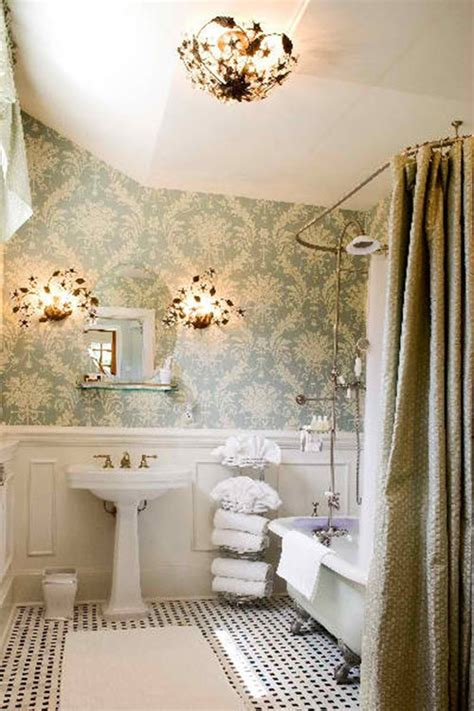 vintage bathrooms ideas 25 black and white bathroom tiles ideas and pictures